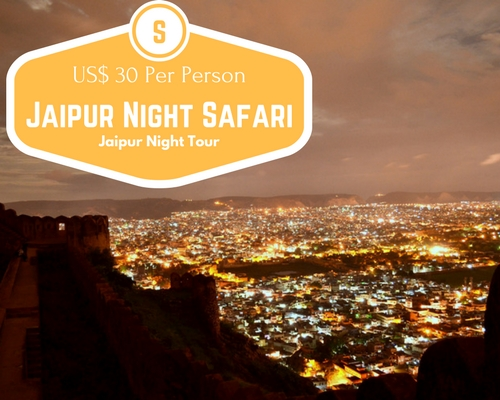 Jaipur Night Safari