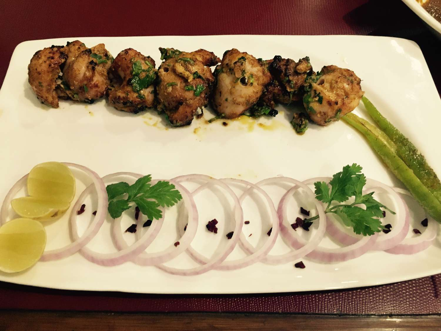 Food Tour in Jaipur - Chicken Tikka
