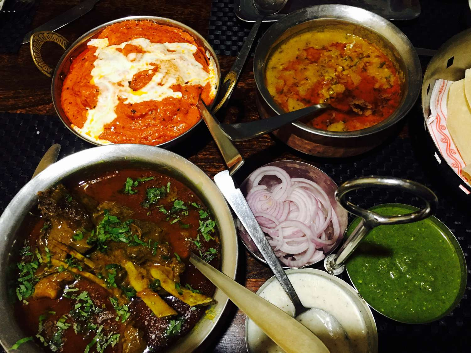 Jaipur Food Tour - Main Course