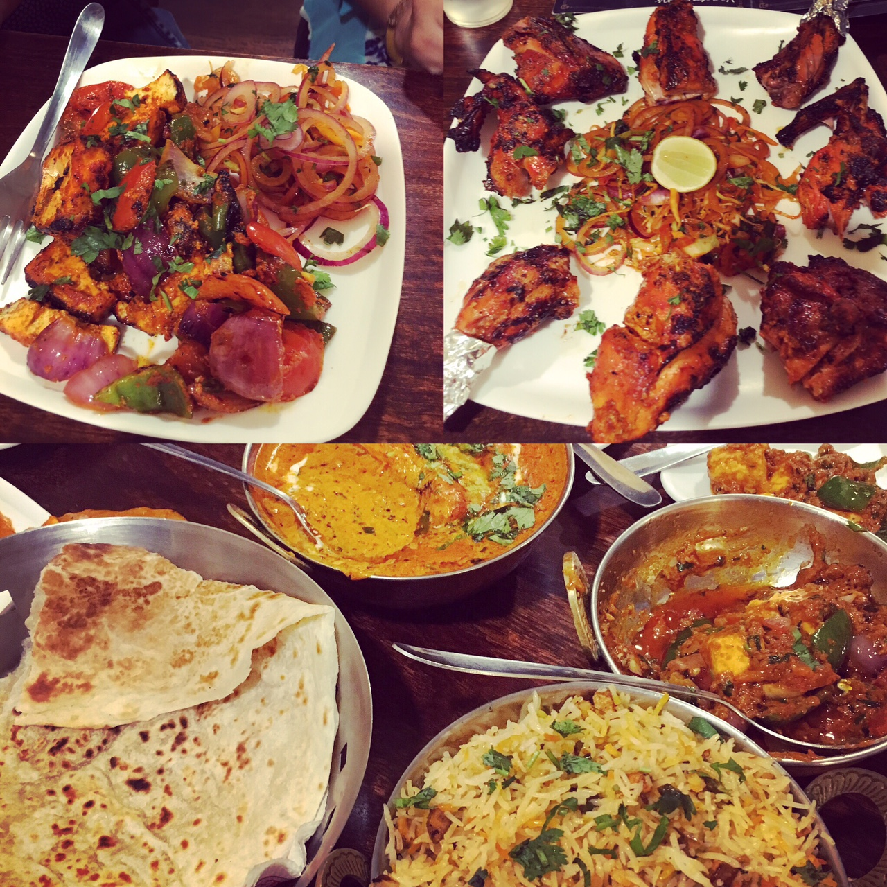 Jaipur Food Tour - Indian Main Course