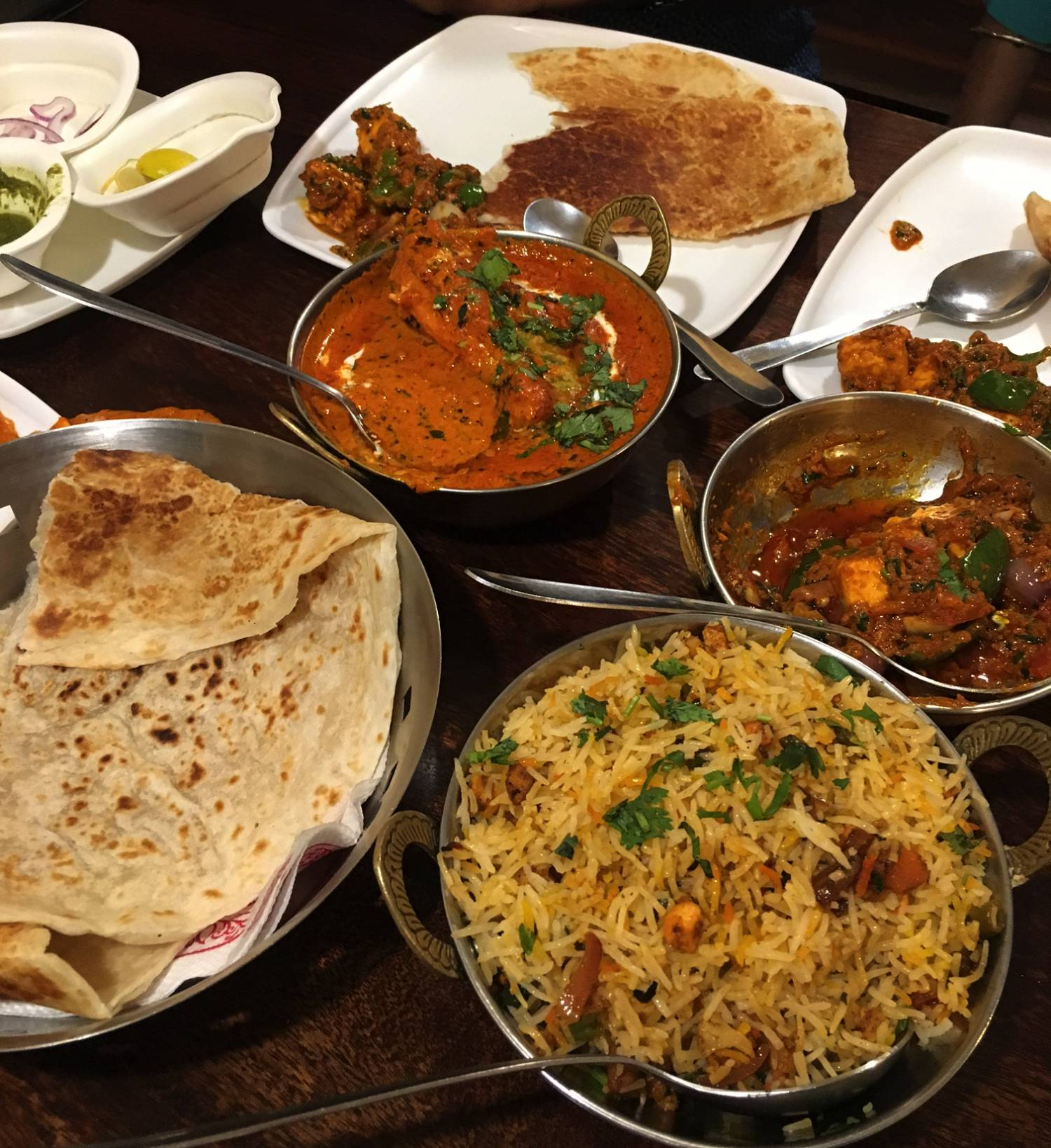 Jaipur Food Walk - Indian Main Course