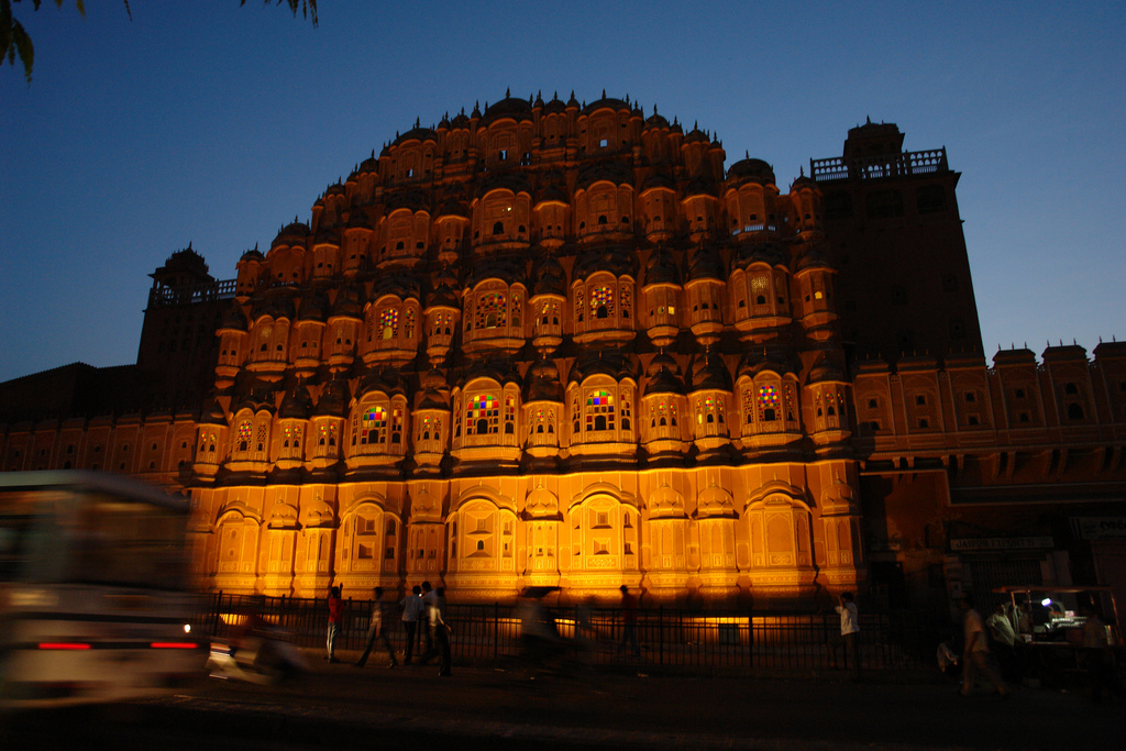 Night Tour of Jaipur